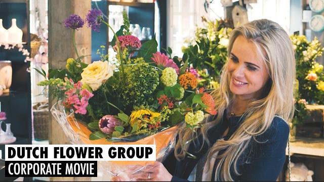 Dutch Flower Group - Corporate Movie