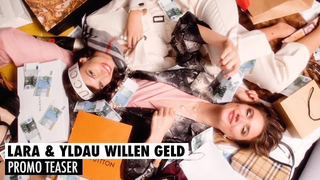 Lara & Yldau Willen Geld - Promo Teaser