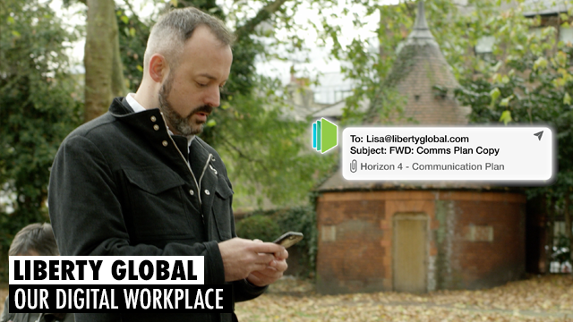 Liberty Global - Our Digital Workplace